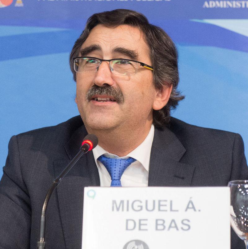 Miguel Ángel de Bas