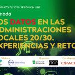 Los DATOS en las Administraciones Locales 20/30. Experiencias y retos